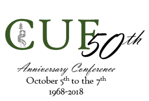 50th Annivresary CUF Conference Oct. 5th-7th, 2018