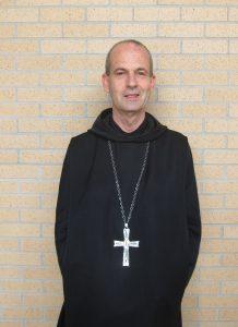 Abbot Philip Anderson, o.s.b.