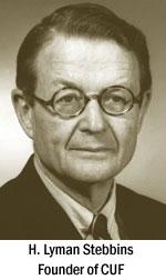 H. Lyman Stebbins
