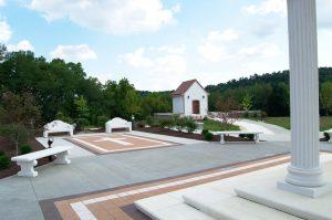 Garden & Chapel